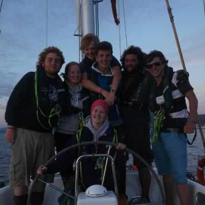 Tall Ships crew return in one piece