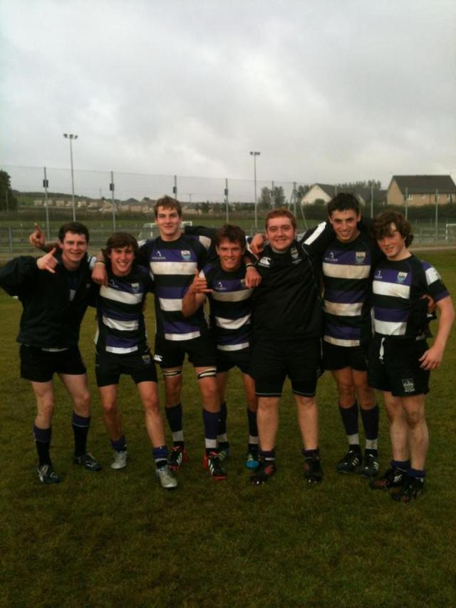 Happy Try Scorers